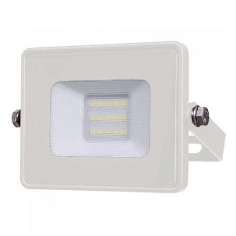 Reflector LED SMD, 10 W, 4000 K, 80 lm, IP65, lumina alb neutru, Cip Samsung shopu.ro