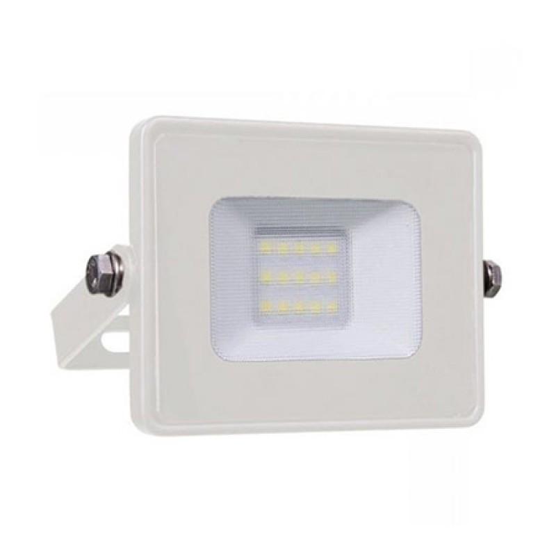 Proiector V-Tac cu LED SMD, cip Samsung, 10 W, lumina alba rece 2021 shopu.ro