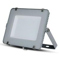 Reflector LED, 150 W, 12000 lm, 6400 K, lumina alb rece, Gri