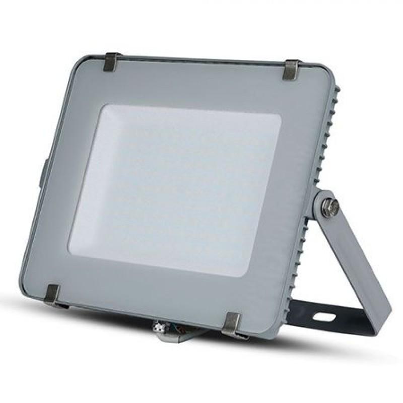 Reflector LED, 150 W, 12000 lm, 6400 K, lumina alb rece, Gri shopu.ro