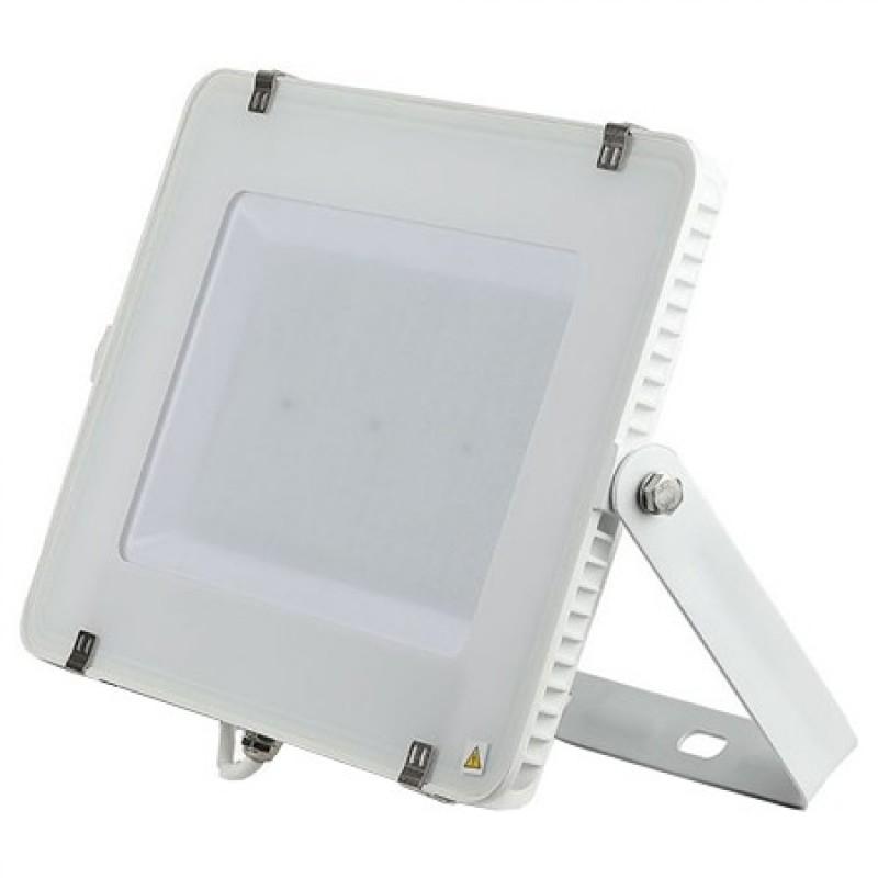Reflector LED SMD, 200 W, 4000 K, IP65, 16000 lumeni, chip samsung, protectie impact, Alb shopu.ro
