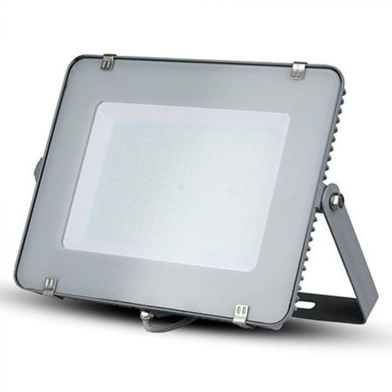 Reflector LED, 200 W, 16000 lm, 6400 K, lumina alb rece, Gri shopu.ro