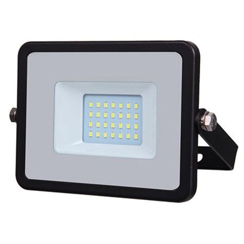 Proiector V-Tac cu LED SMD, cip Samsung, 20 W, lumina alb neutru 2021 shopu.ro