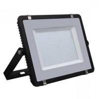 Reflector LED, 300 W, 24000 lm, 4000 K, alb neutru, cip samsung, rama neagra