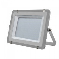Reflector LED SMD, 300 W, 6400 K alb rece, 24000 lm, cip samsung, gri