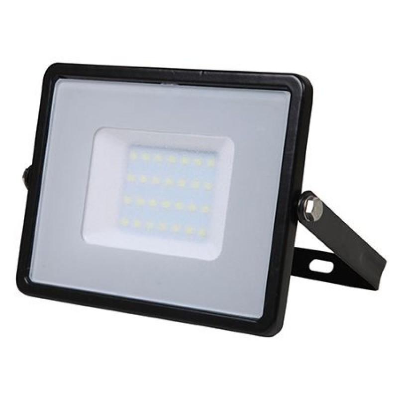 Proiector V-Tac cu LED, cip Samsung, 30 W, 4000 K, lumina alba
