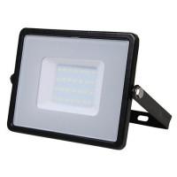 Proiector V-Tac cu LED, cip Samsung, 30 W, 6400 K, lumina alba rece