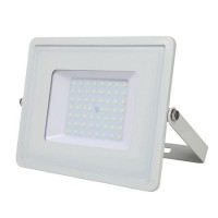 Proiector V-Tac cu LED SMD, cip Samsung, 50 W, lumina alba calda