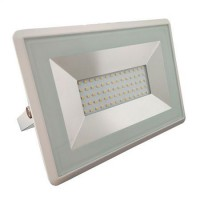 Proiector tip reflector LED SMD, 50 W, 4000 K, 4250 lm, IP65, Alb