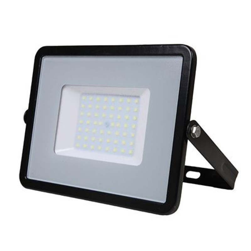 Proiector V-Tac cu LED SMD, cip Samsung, 50 W, lumina alba rece 2021 shopu.ro