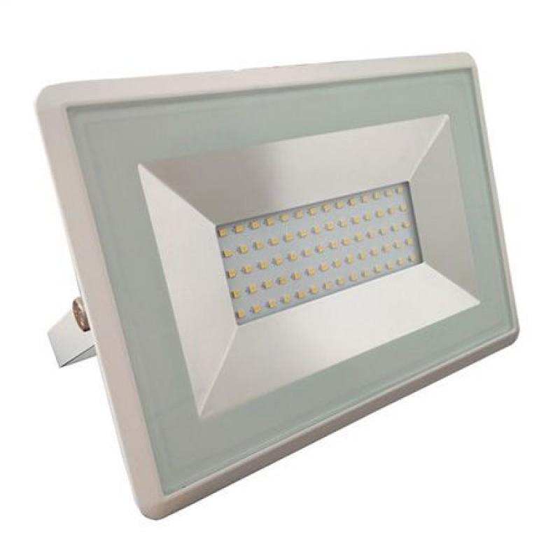 Proiector tip reflector LED SMD, 50 W, 6500 K, 4250 lm, IP65, Alb shopu.ro