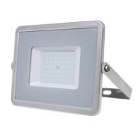Proiector V-Tac cu LED SMD, cip Samsung, 50 W, 6500 K, lumina alb rece