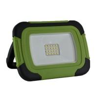 Reflector portabil LED V-Tac, 20 W, 4000 K, 1400 lm, 7200 mAh, lumina neutra, cip Samsung