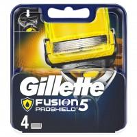 Set 4 rezerve pentru aparat de ras Gillette Fusion Proshield