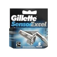 Set 5 rezerve pentru aparat de ras Gillette Sensor Excel
