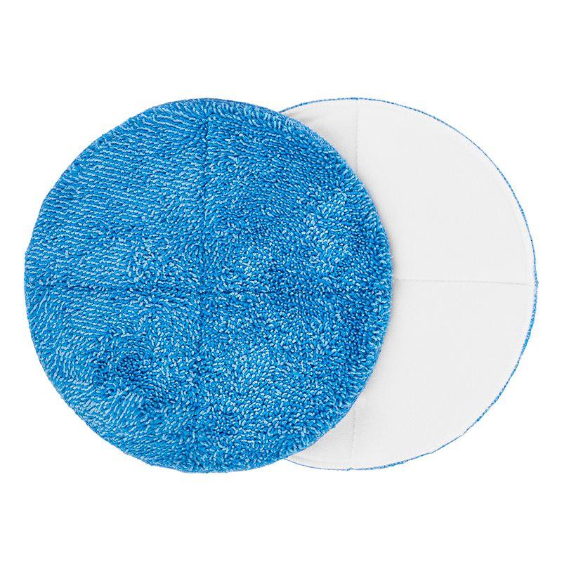 Rezerva mop Power Clean Teesa, 2 straturi, Albastru shopu.ro