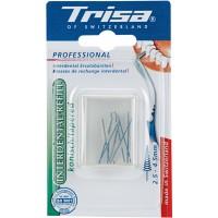 Set rezerve Trisa pentru periute interdentare conice, 2,5-4,5 mm, 10 buc/set