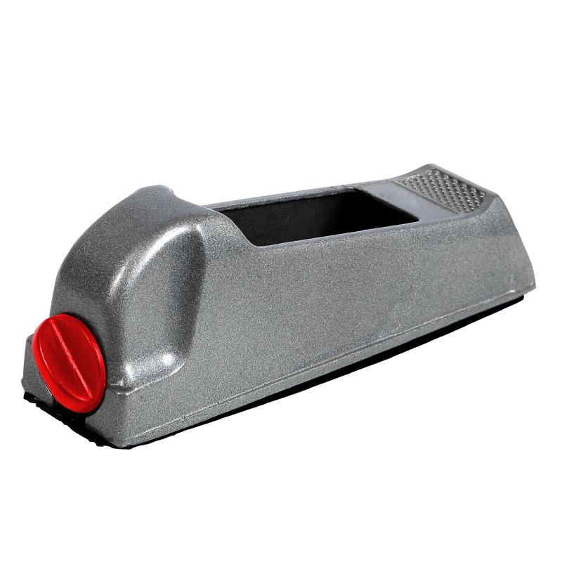 Rindea metalica scurta Proline, 140 mm, Argintiu shopu.ro