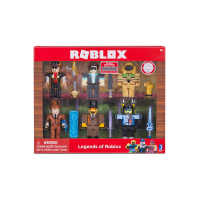 Set 6 figurine Clasice Roblox, 6 ani+, Multicolor