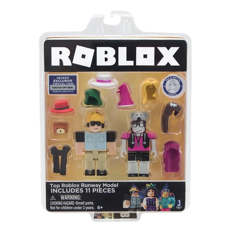 Set 2 figurine Roblox Runway Model, 6 ani+ 2021 shopu.ro
