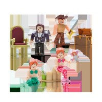 Set 4 figurine Celebrity Roblox, 6 ani+