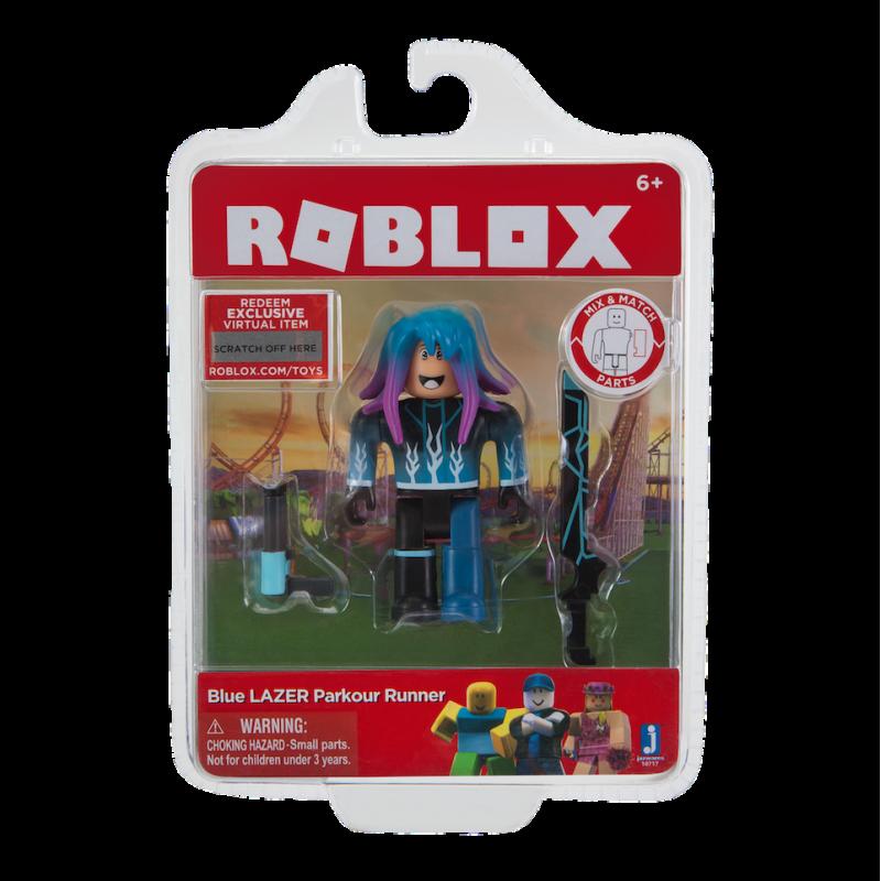 Figurina Parkour Runner Lazer Roblox, 6 ani+ 2021 shopu.ro