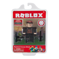 Figurina Phantom Forces Ghost Roblox, 6 ani+