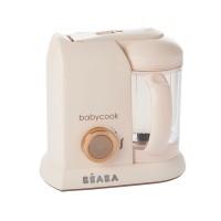 Robot Babycook Macaron Rose Gold Beaba, vas 1100 ml