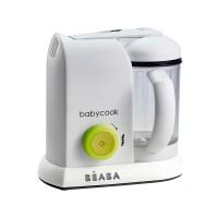 Robot Babycook Solo Beaba, vas 1100 ml, alb