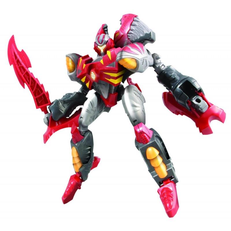 Robot Converters M.A.R.S T-Rex Cybotronix, 20 cm, 5 ani+ 2021 shopu.ro