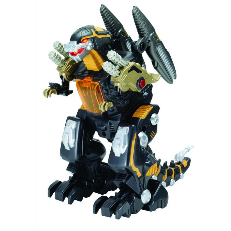 Robot dinozaur M.A.R.S Cybotronix, 20 cm, plastic, 3 ani+ 2021 shopu.ro
