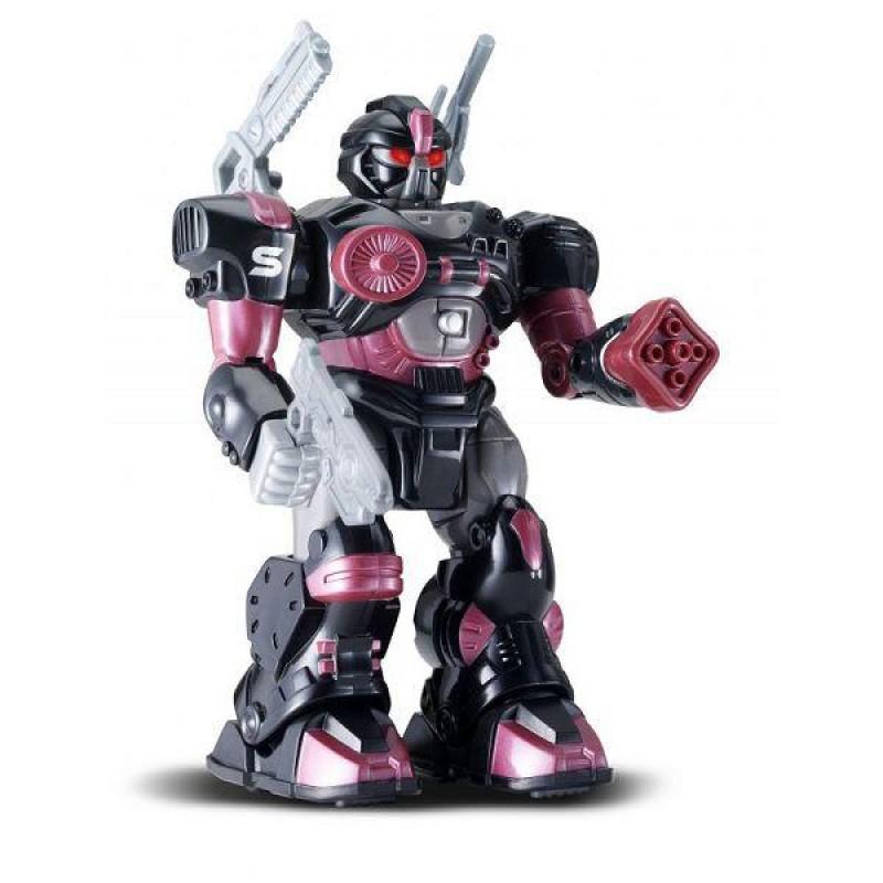 Robotel interactiv M.A.R.S. Cybotronix, 3 ani+, negru 2021 shopu.ro