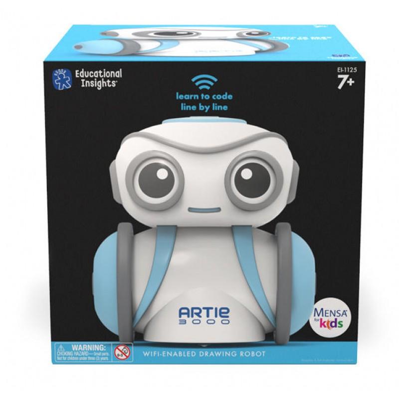 Robotelul Artie 3000 Educational Insights, 7 ani+