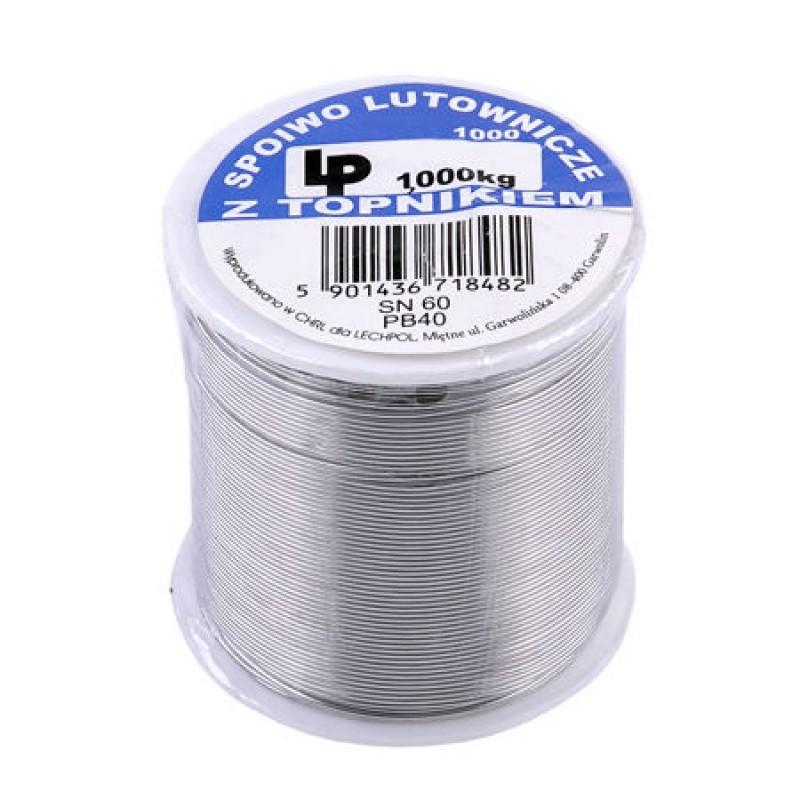 Rola fludor SN60PB40, 0.7 mm, 100 g 2021 shopu.ro