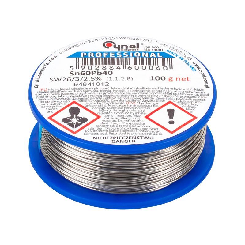 Rola fludor Cynel, 0.7 mm, 100 g 2021 shopu.ro