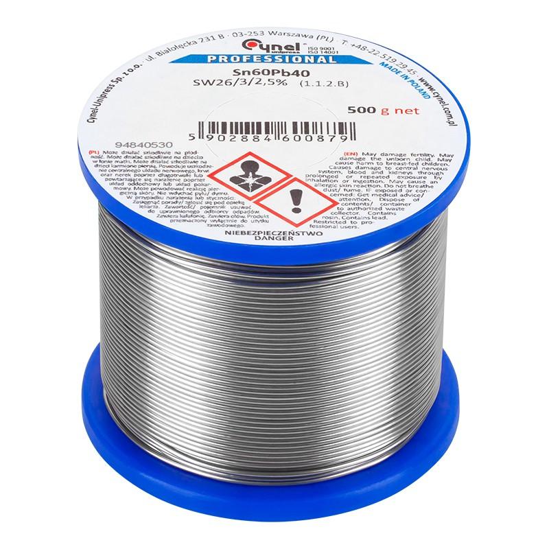 Rola fludor Cynel, 2 mm, 500 g 2021 shopu.ro