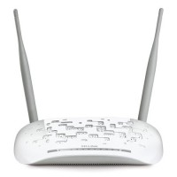 Router Wireless TP-Link, antene omnidirectionale