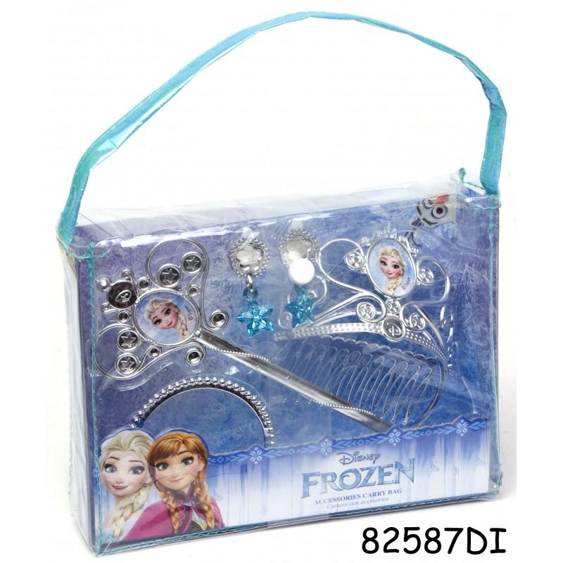 Rucsac accesorii Frozen, 5 piese, 3 ani+ 2021 shopu.ro