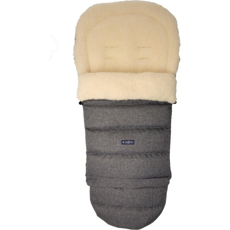 Sac de iarna iGrow Eco din lana oaie Womar Zaffiro 3Z-SW-20M, Gri 2021 shopu.ro