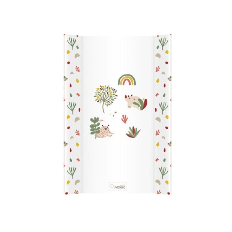 Saltea pentru infasat Klups, 70 x 50 cm, PVC, 0 luni+, model jungla 2021 shopu.ro