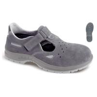 Sandale piele intoarsa Demar, marimea 47, captuseala textila