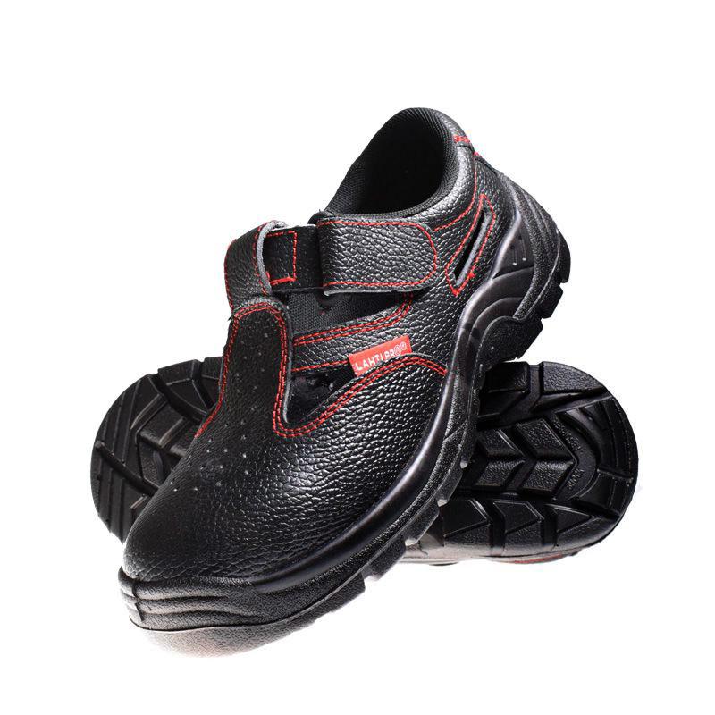 Sandale piele Lahti Pro, talpa poliuretan, marimea 43 2021 shopu.ro