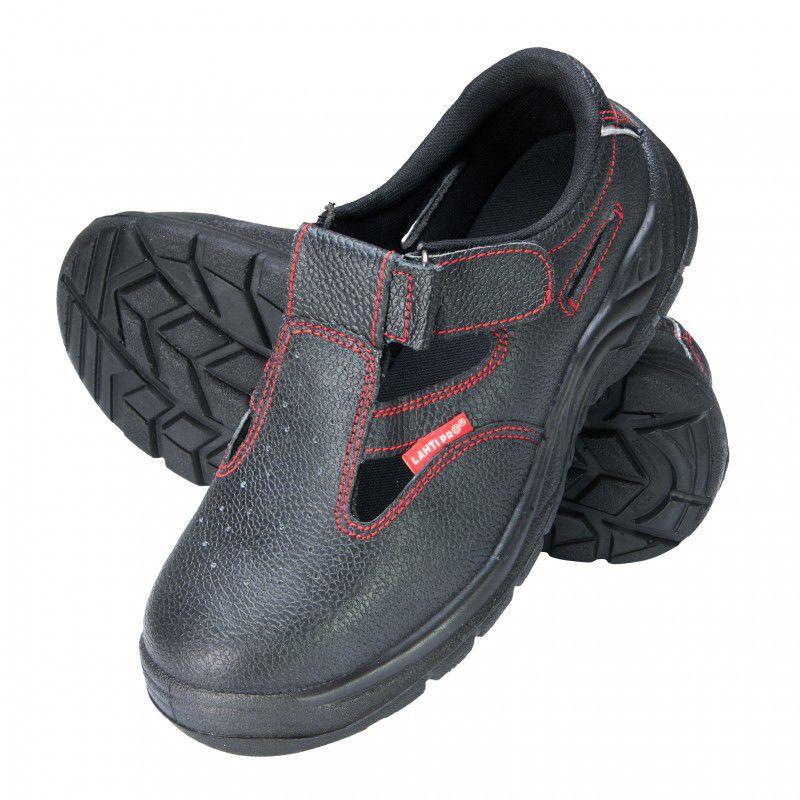 Sandale piele Lahti Pro, design modern, marimea 41 shopu.ro