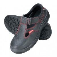 Sandale piele Lahti Pro, design modern, marimea 43