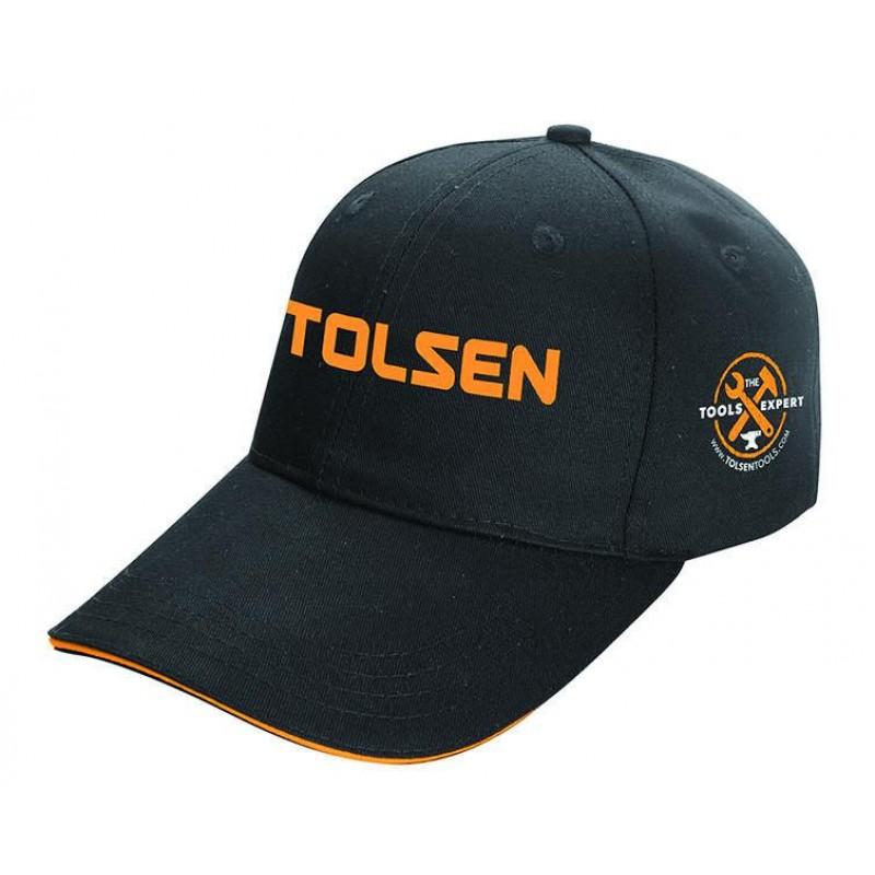 Sapca Tolsen, marime universala, Negru 2021 shopu.ro