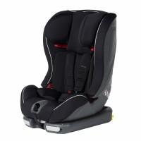Scaun auto Avova Sperling-Fix Pearl Black, omologare I-Size, 83 x 50.8 x 44 cm