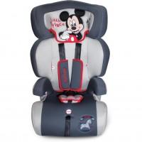 Scaun auto Mickey Disney Eurasia, 9 - 36 kg, prindere 5 puncte