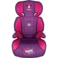 Scaun auto Minnie Seven, 15 - 36 kg, roz