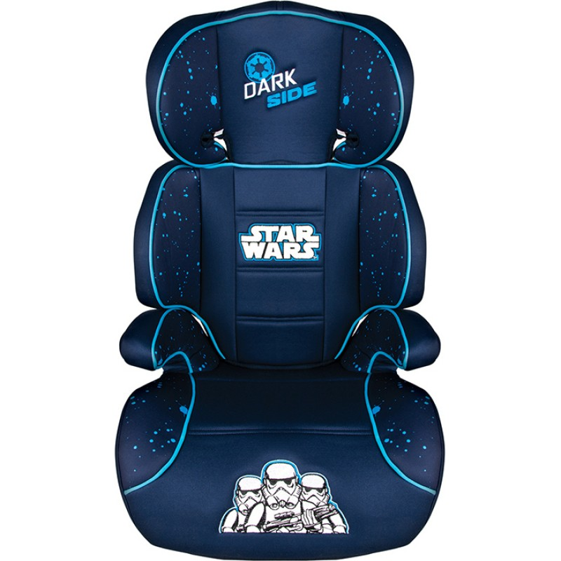 Scaun auto Star Wars, 15 - 36 kg, bleumarin 2021 shopu.ro