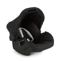Scaun auto pentru bebe Hauck Zero Plus Black, maxim 13 kg